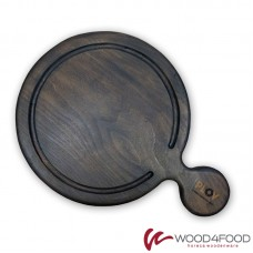 купить Wooden board for serving round 277 * 18mm