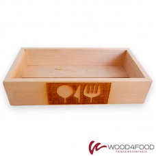купить Wooden stand for devices, 230 * 120 * 50 mm, Alder