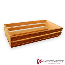 купить Wooden box, box 250 * 130 * 50 mm, alder