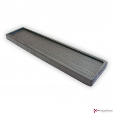 купить Wooden serving tray, 400 * 100 * 25mm, ash, firing