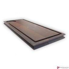 купить Feed board, two sides 400 * 165 * 20 mm, thermo ash