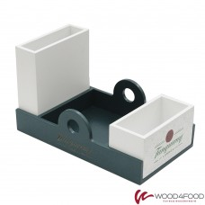 купить Wooden organizer 260 * 145 * 40 mm, small stand 130 * 65 * 65 mm, large - 130 * 450 * 140 mm, MDF